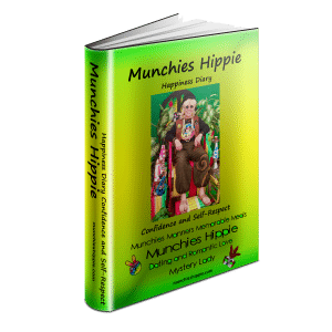 Munchies Hippie - Happiness Diary